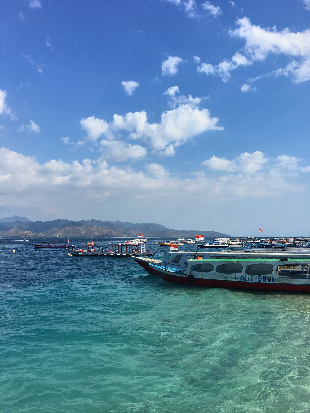 Gili T Harbour