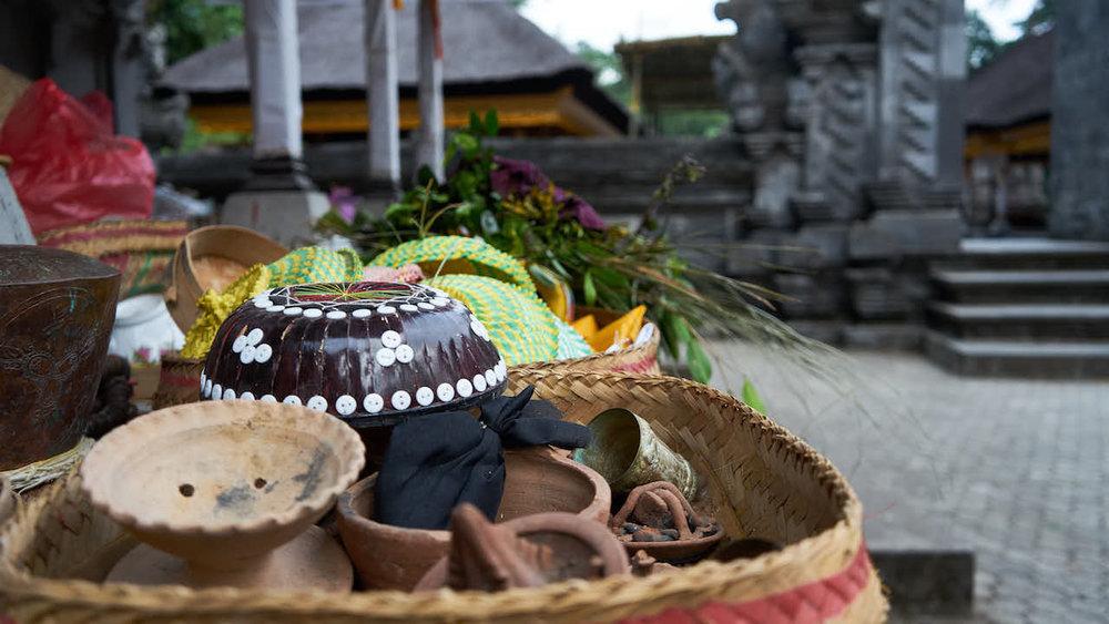 Gunung Kawi | Königsgräber