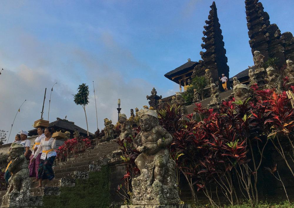Pura Besakih – Balis Muttertempel