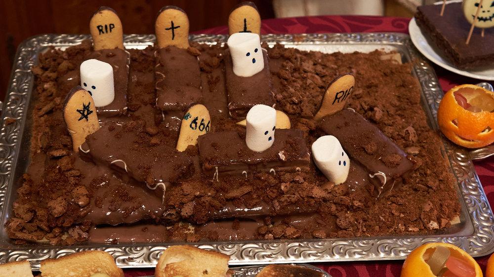 Friedhofs-Torte -