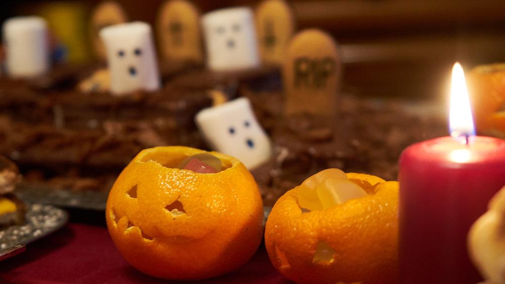 Monster-Mandarinen -