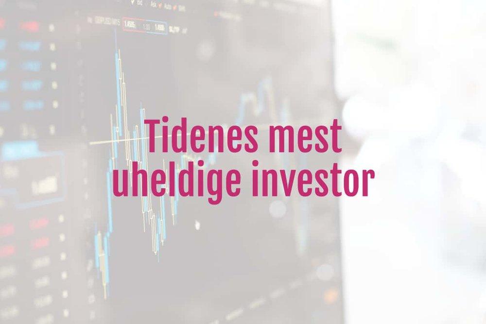 uheldig investor