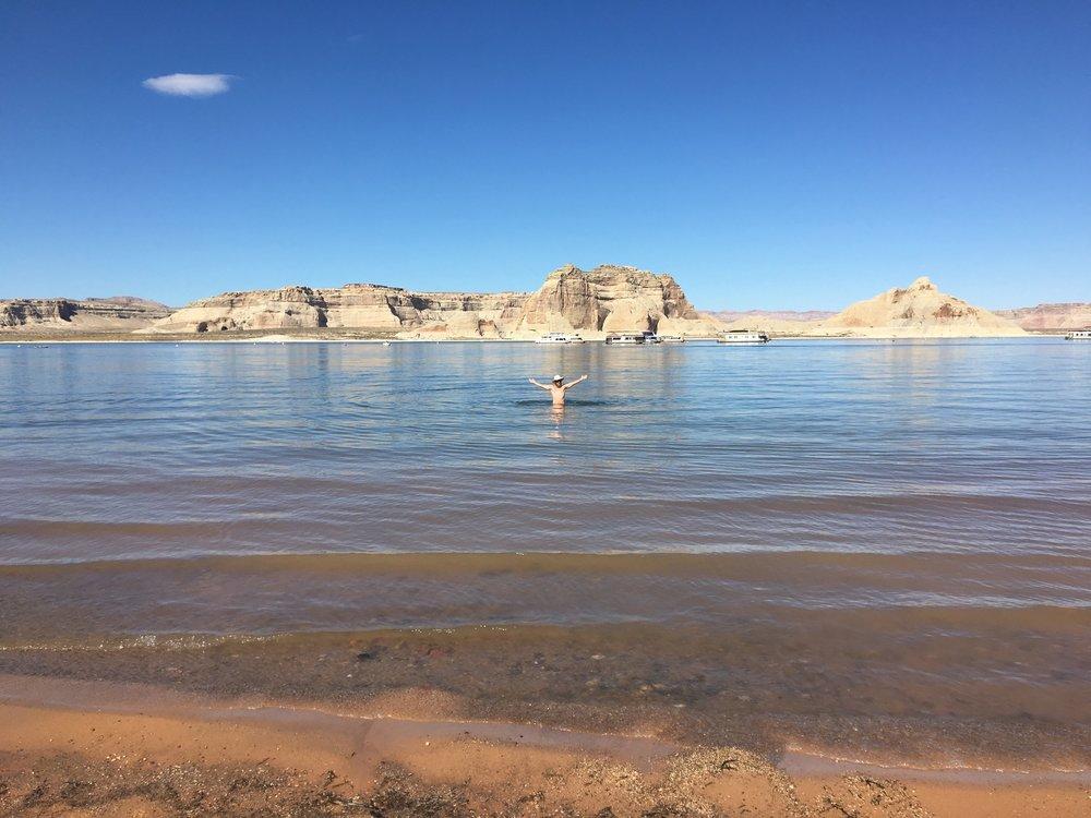 Lake Powell Arizona