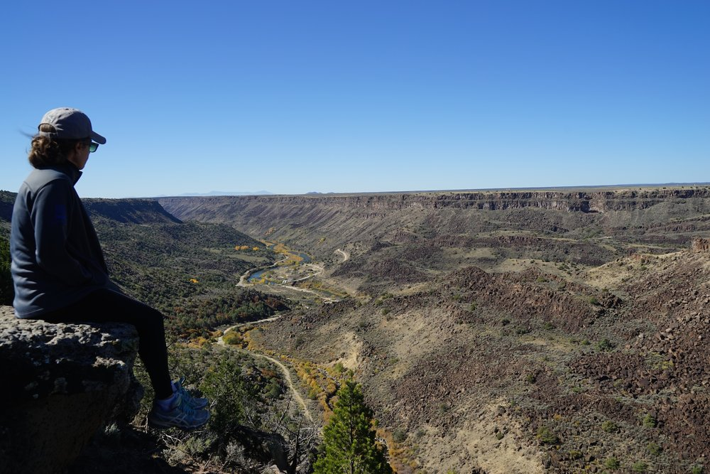 Picuris Trail in Rio Grande del Norte National Monument