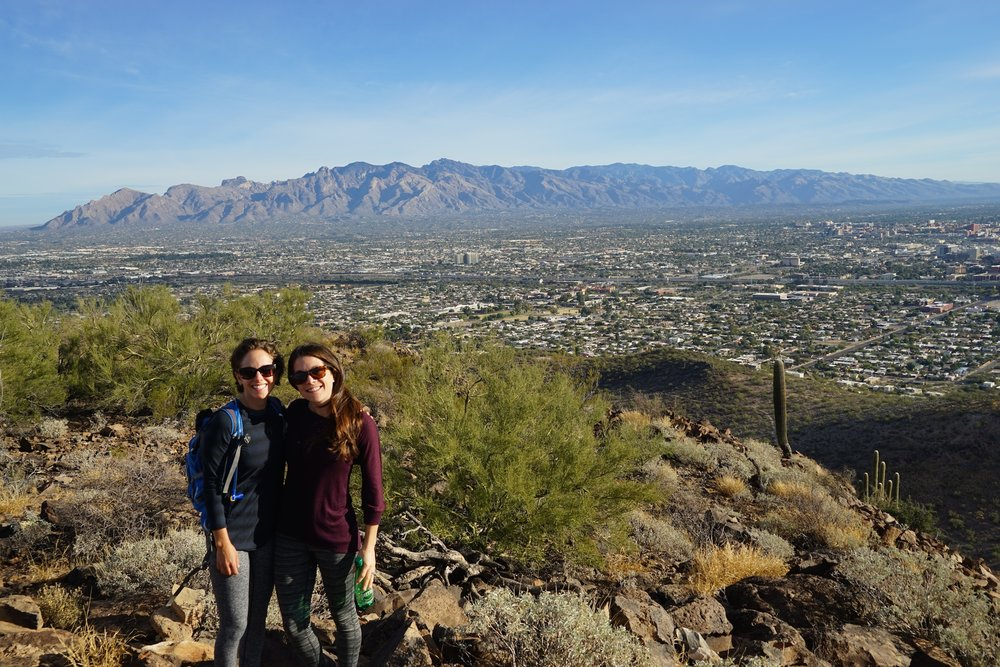 Tumamoc Hill Tucson