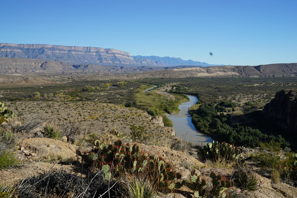 Boquillas Hot Springs Big Bend National Park party like its 1995