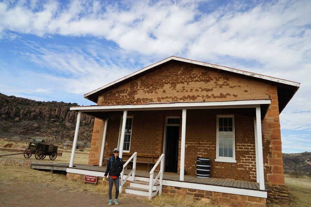Fort Davis, Texas