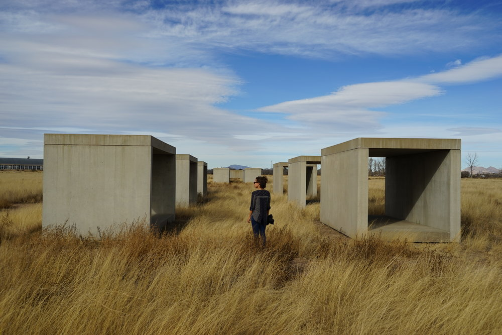 Chinati Foundation, Marfa, Texas