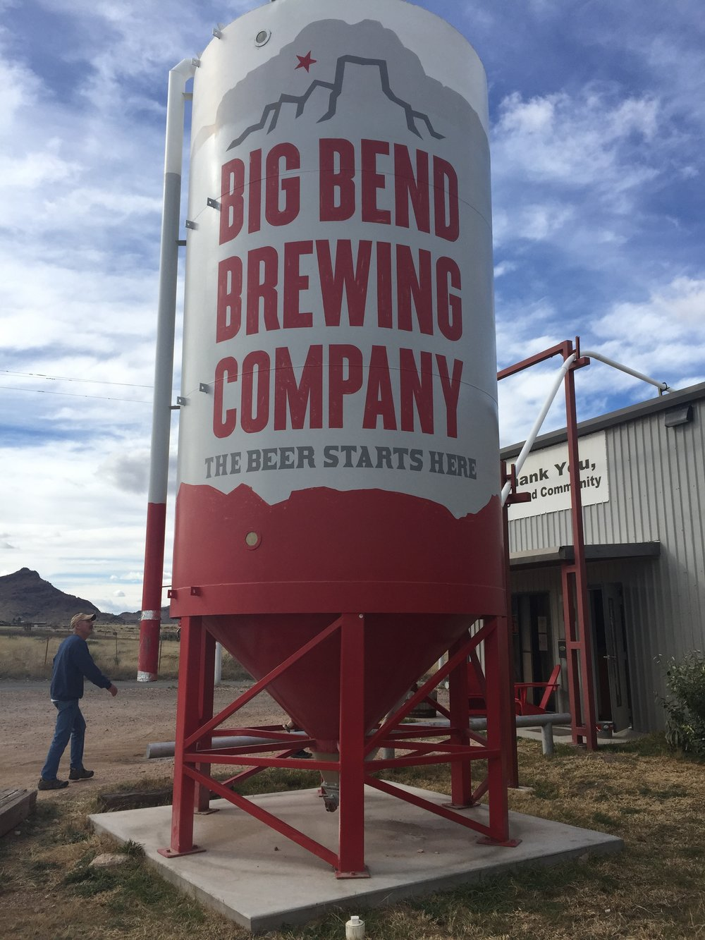 Alpine, Texas, Big Bend Brewery