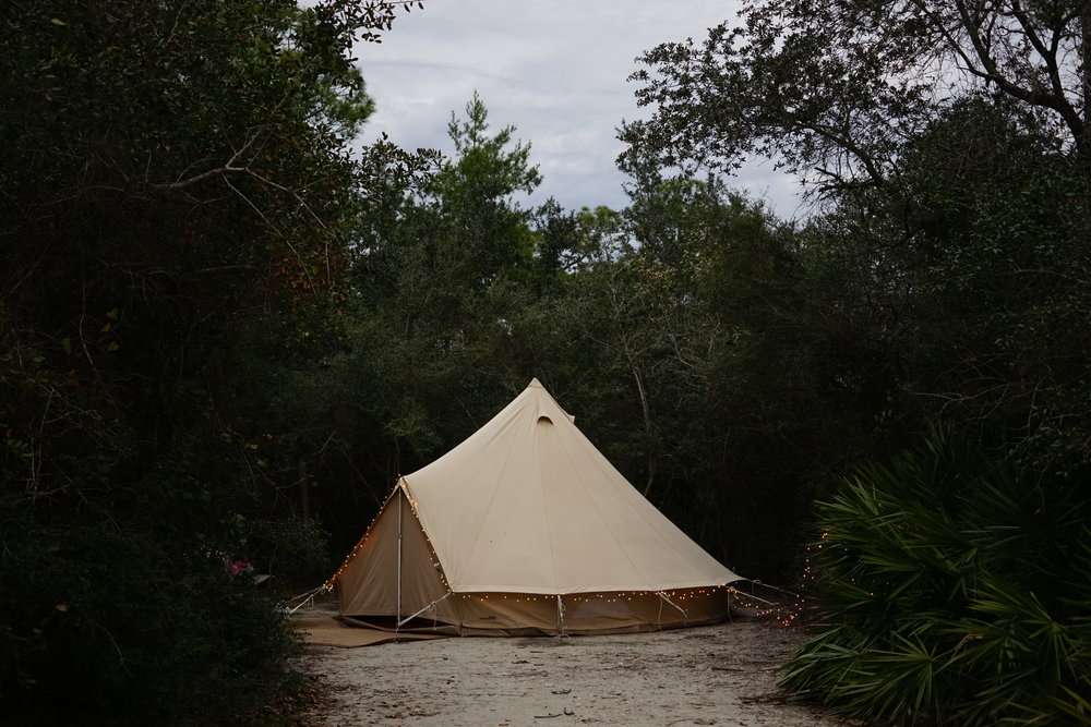 grayton state beach florida partylikeits1995 camping tipi