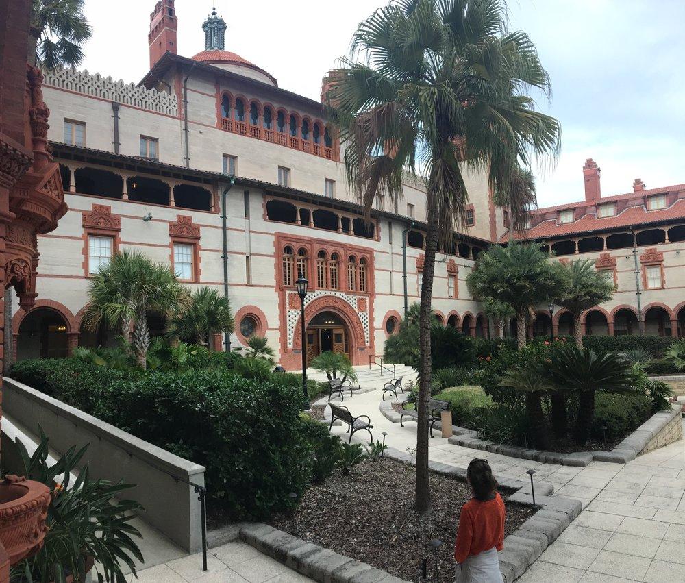 St. Augustine Florida Flagler College