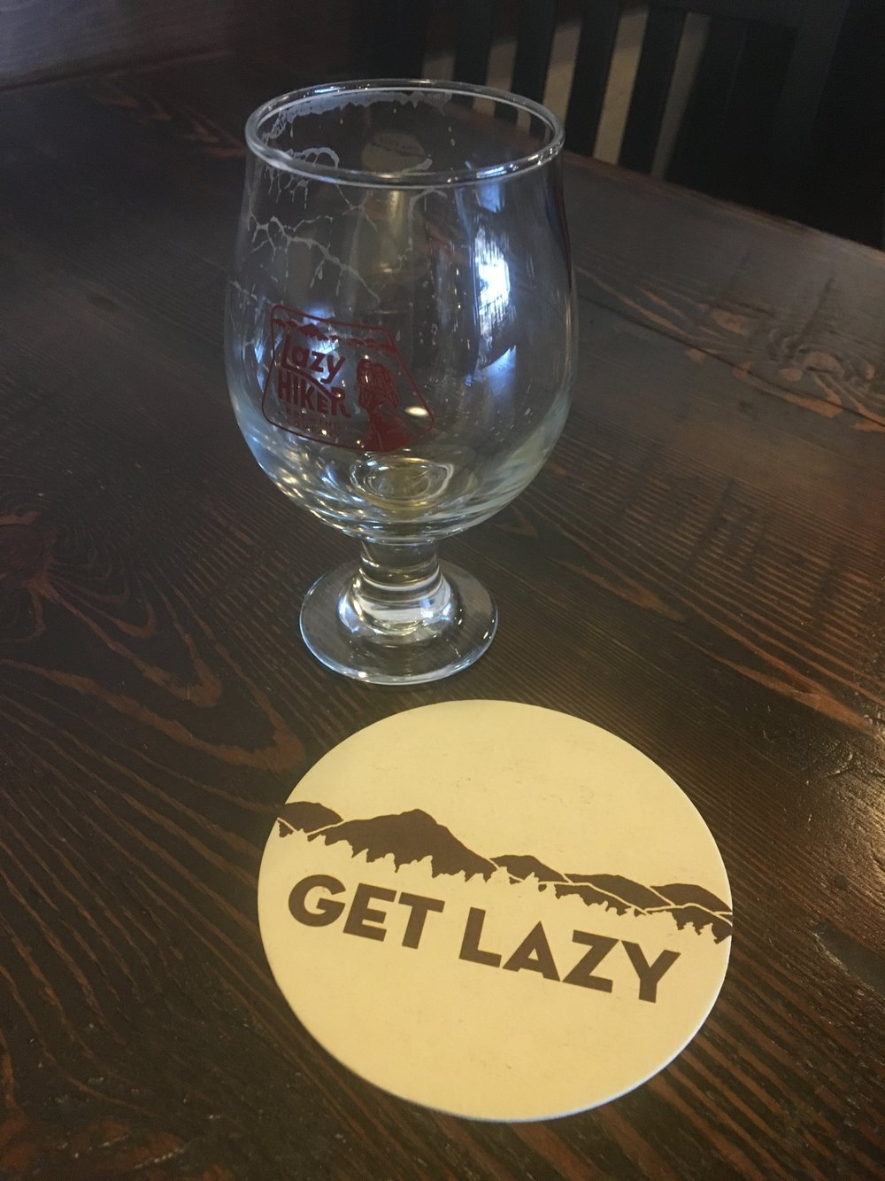 Consider getting lazy at Lazy Hiker Brewco for Humpday Trivia