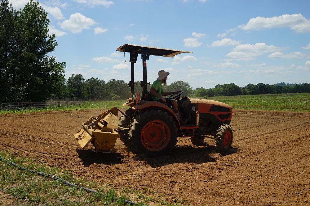 Farmer Dylan!