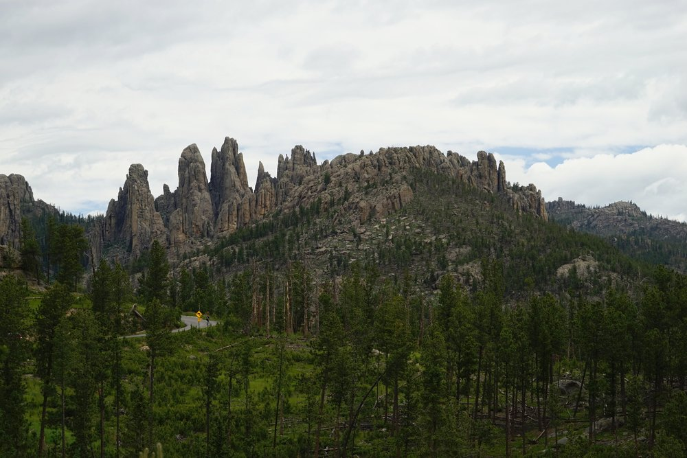 Needles Highway, Custer State Park, South Dakoda