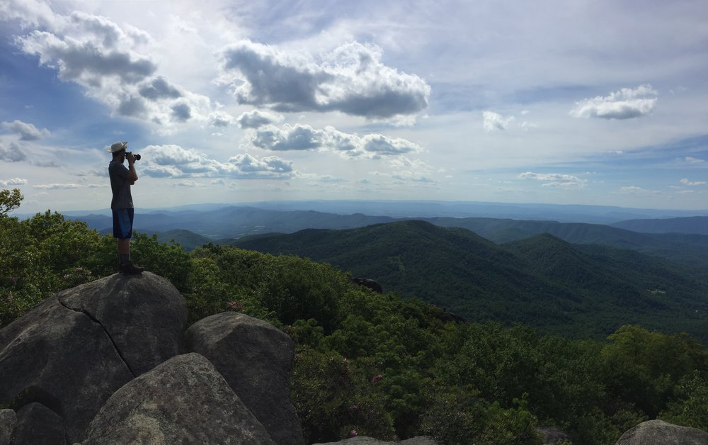 Hike to   Flat Top Mountain