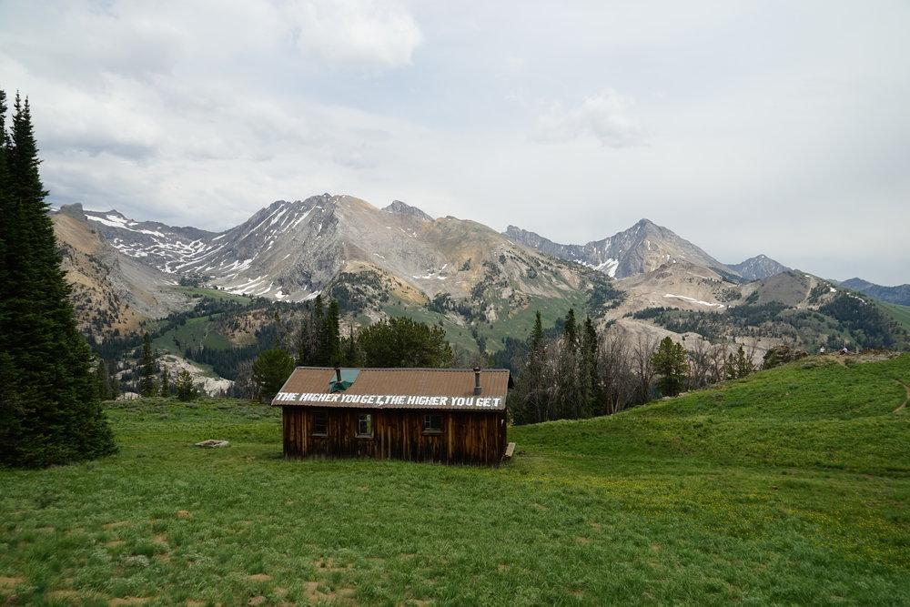 Pioneer Cabin Loop