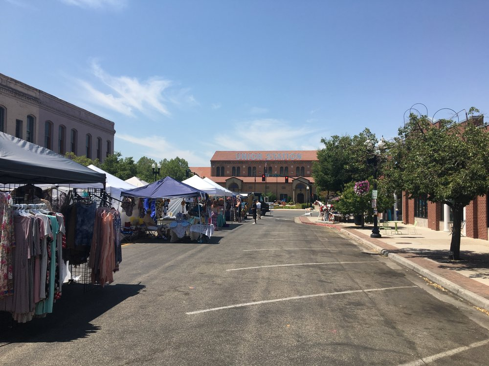 Ogden Farmers Market