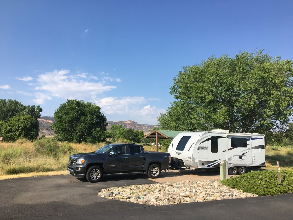 Fruita Section Campground