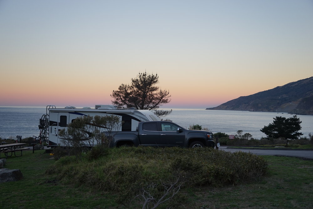 Kirk Creek Campground