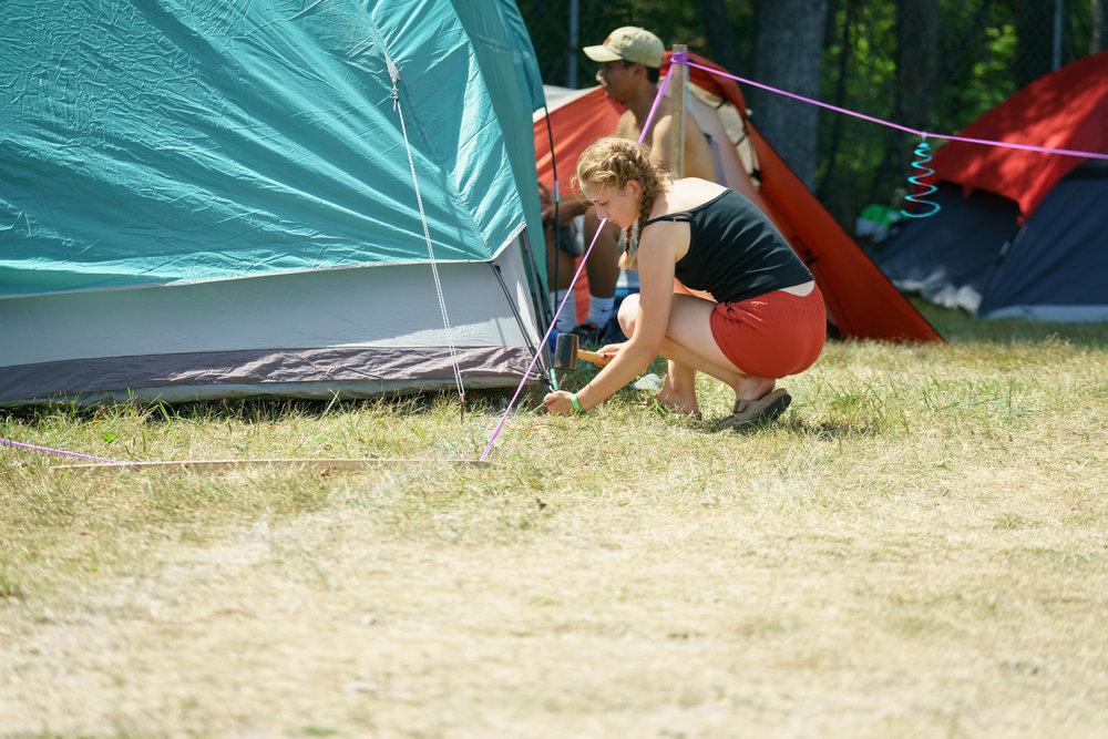 GrassRoots Camping