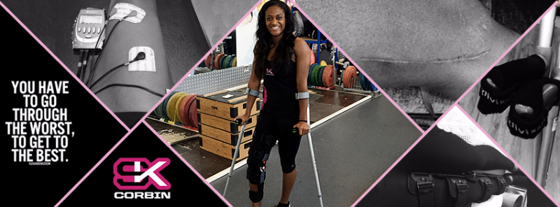 On this page you will find ACL Rehab video's from different phases of my rehab journey. I was unable to walk for two months after surgery on my knee and so I had to find other ways to stay fit.