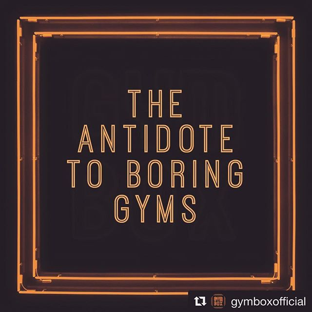 IDEA: QUIT YOUR SHITTY 'CHEAP' GYM MEMBERSHIP AND JOIN ONE WHICH IS FUN AND YOU ACTUALLY WANT TO GO TO🤷🏼♂️🤔😏🖤 Last week I went to a very popular central London Gym which people rave about, and it was total 💩 compared to Gymbox Farringdon *mic drop*