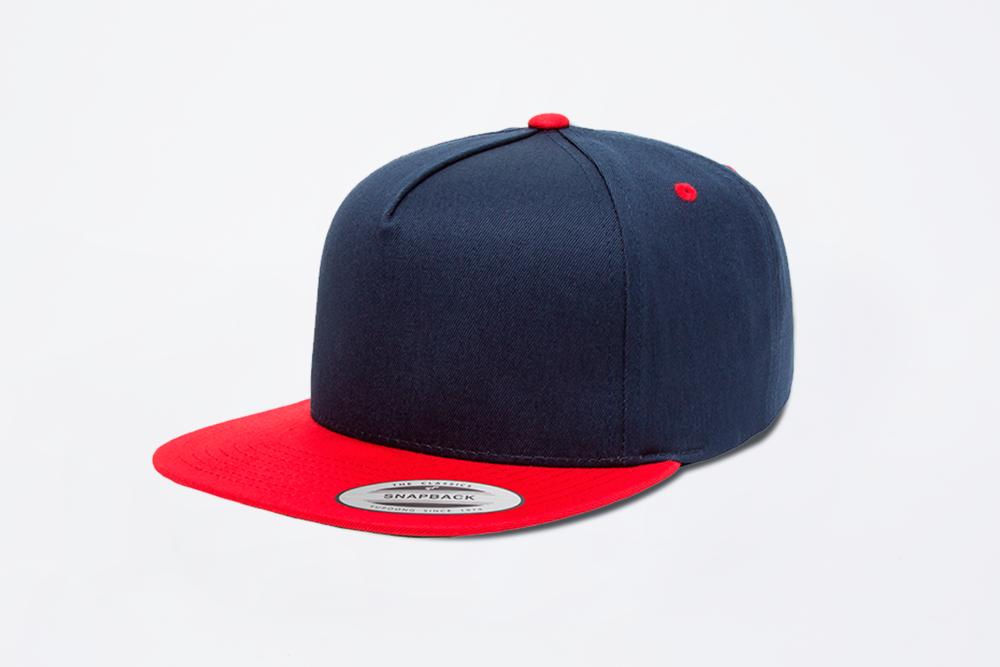 Classic Snapback Cap Product Page 1.png