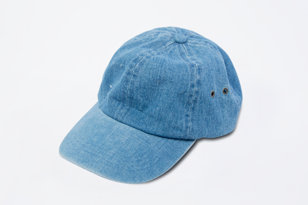 Denim Dad Cap product image.png