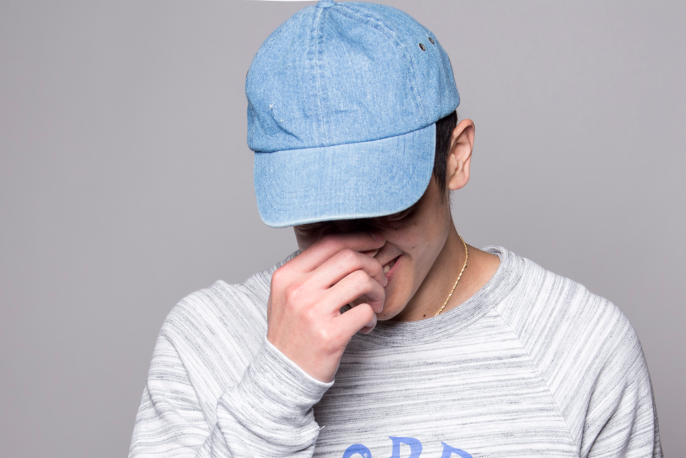 Denim Dad Cap product image2.png