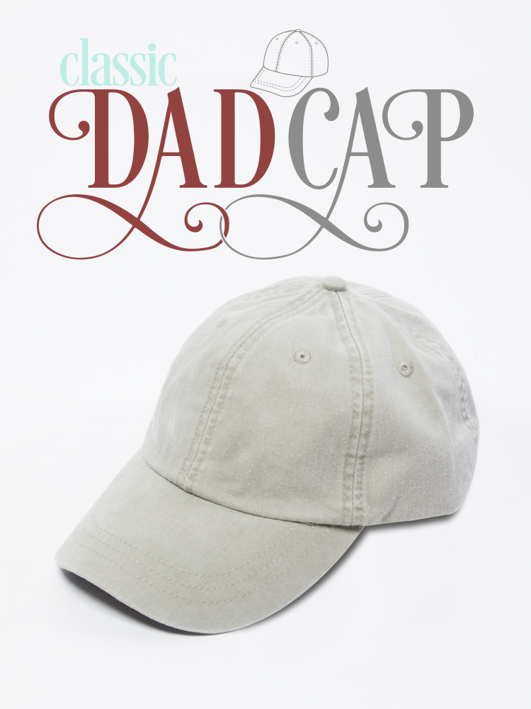 Dad Hat - Dad Cap