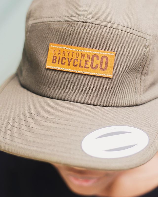 Springing forward means more time for evening activities🤙 We offer Leather Patches and love how they look on the Camper🏕Cap Available to create on the site