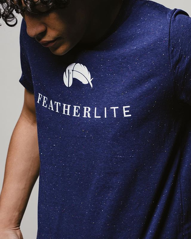 Keep it Lite Featured: Fashion Fit Speckled🐆Tee with screen print application Shop the site to bring your brand to life