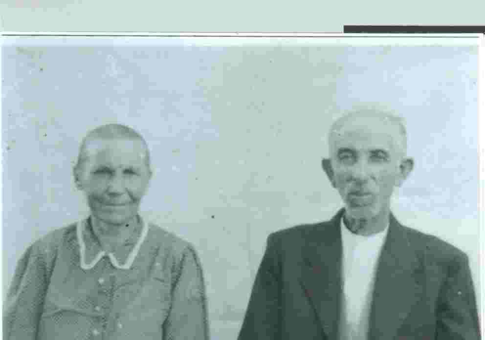 Mr & Mrs Heinrich & Natalia (Seifert) Ternes