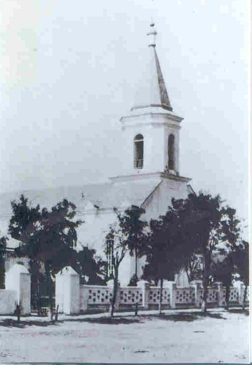 St Joseph's Catholic Church, Krasna 1940
