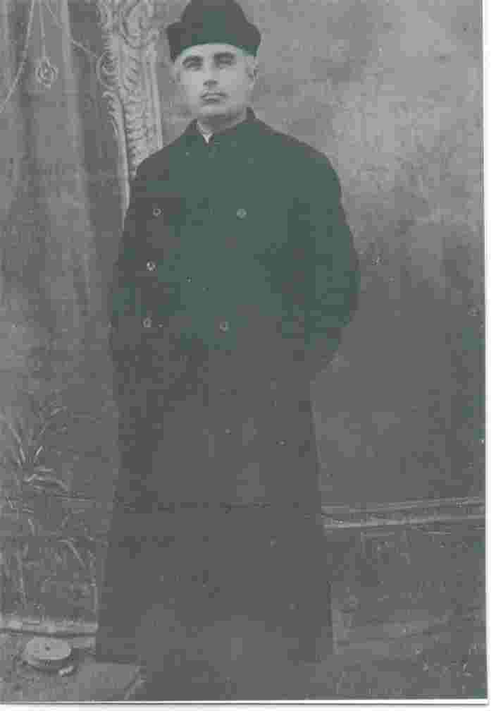 Father Theobold Kopp, Roman Catholic Priest