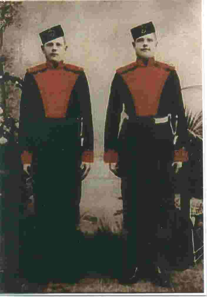 Brothers L - Magnus Steinke, born in Krasna