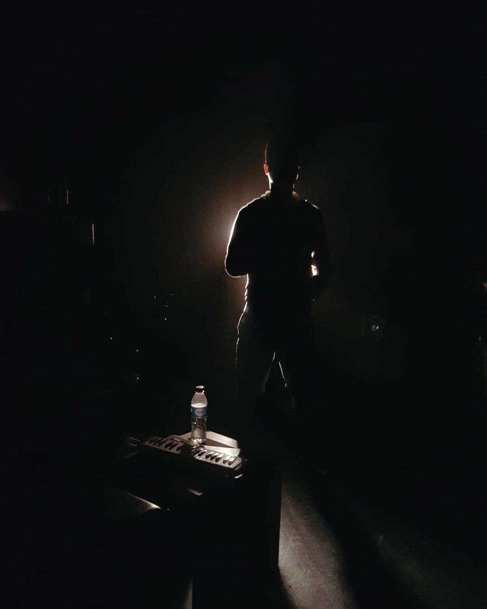 Sensing the Dark