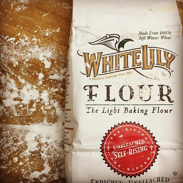 One of the secrets to great biscuits! #whitelily