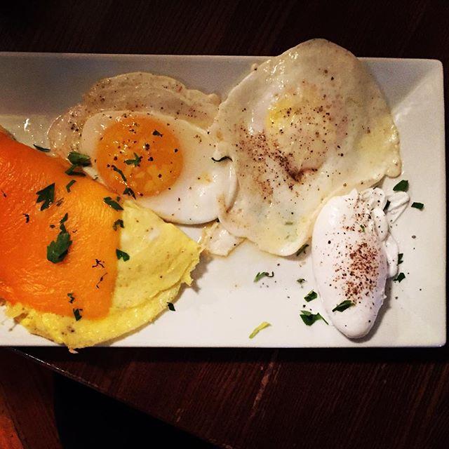Duck eggs!