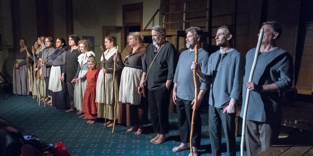 The Cast of Scarlet Letter