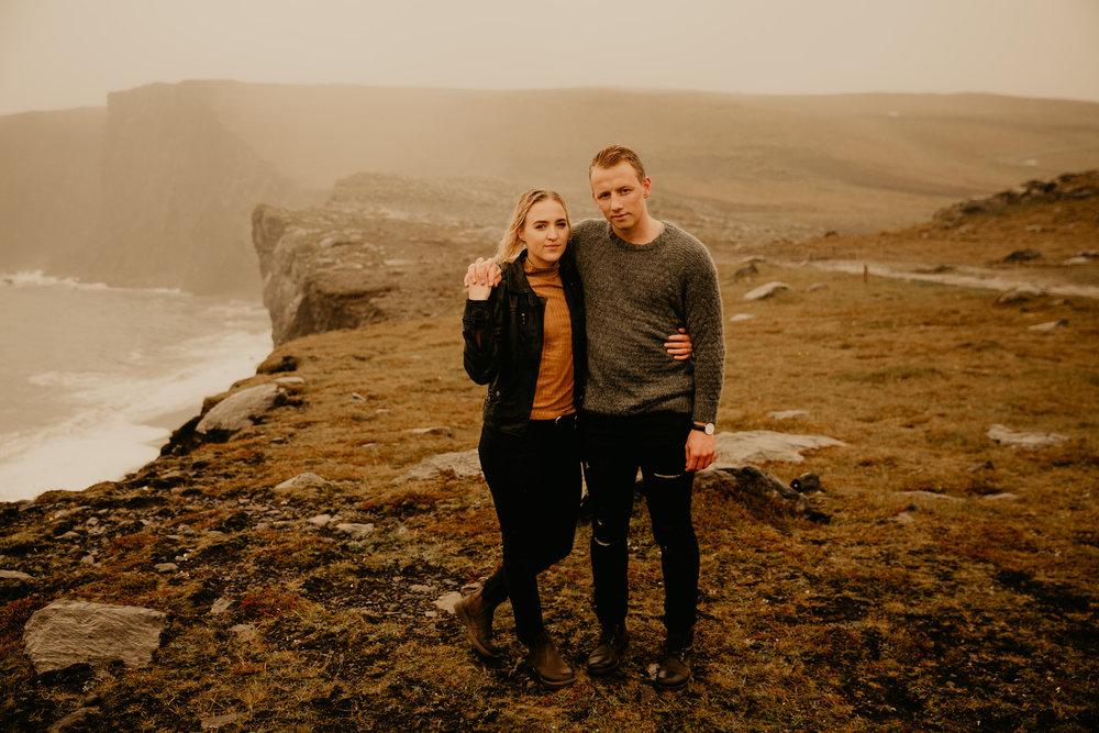 Iceland Couple Photos