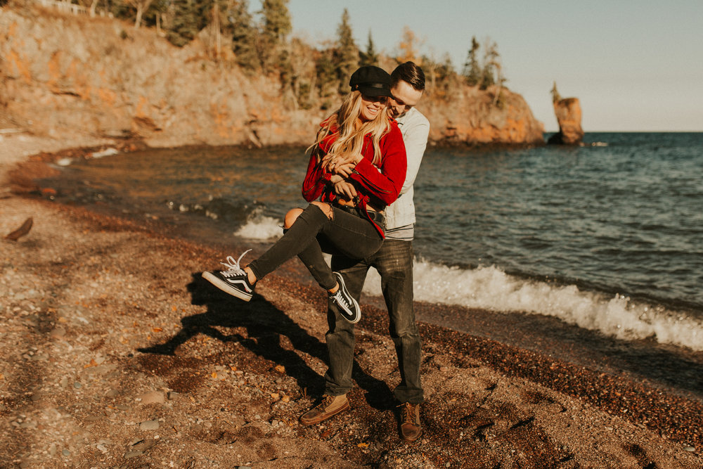 Kailey & Alex Engagment Session l Palisaide Head l North Shore_-38.jpg