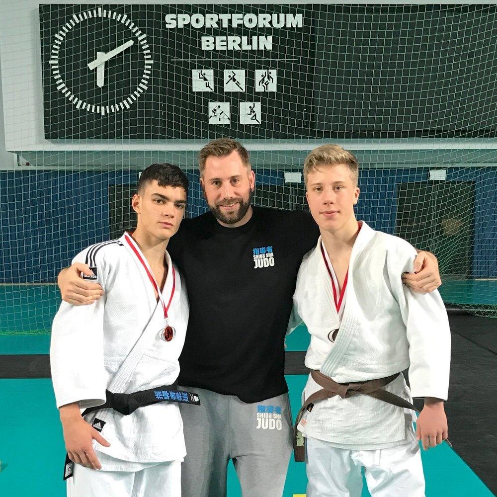 Silber und Bronze in der U18
