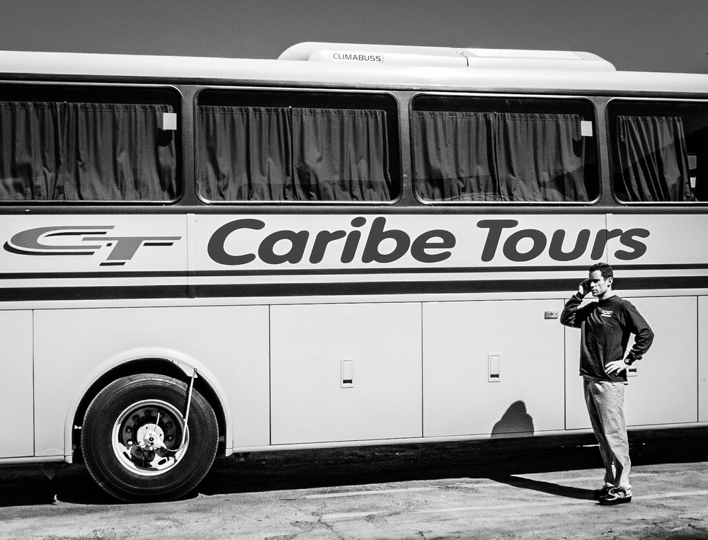 A few days after I arrived, I accompanied Scott and his team on a six hour bus ride from Santa Domingo to Cap Haitien in Northern Haiti.
