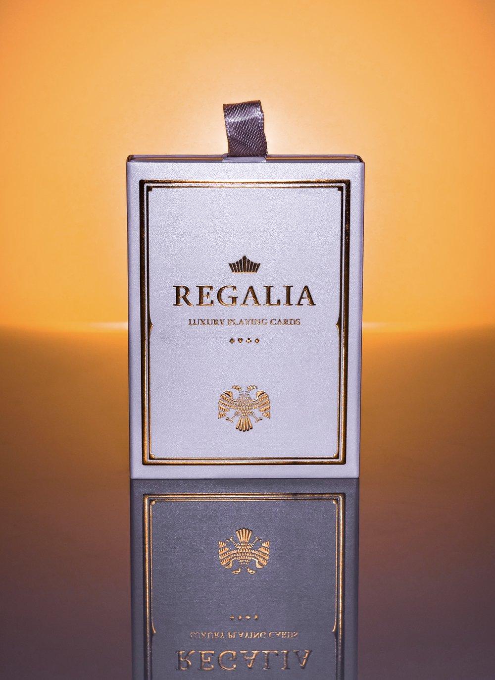WHITE REGALIA