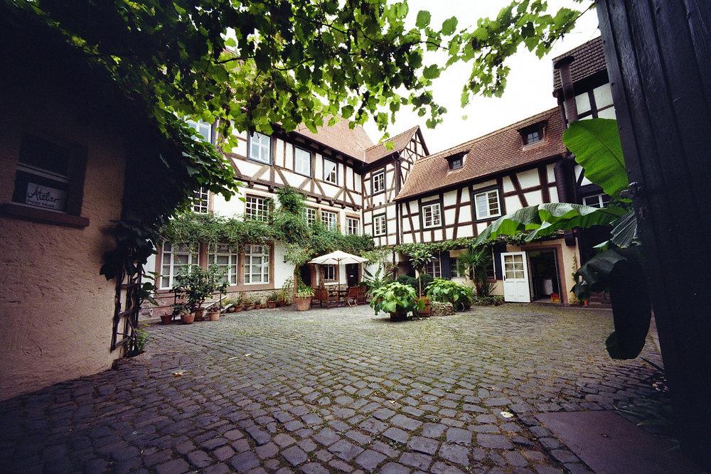Atelier Innenhof