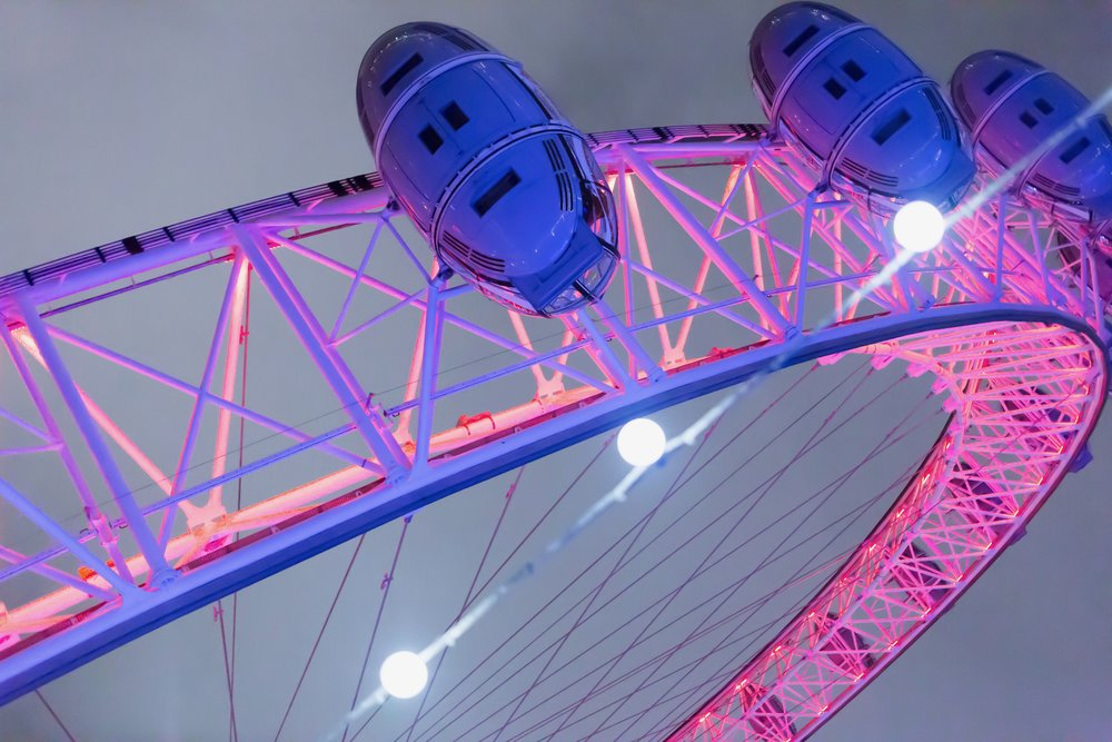 The London Eye, England