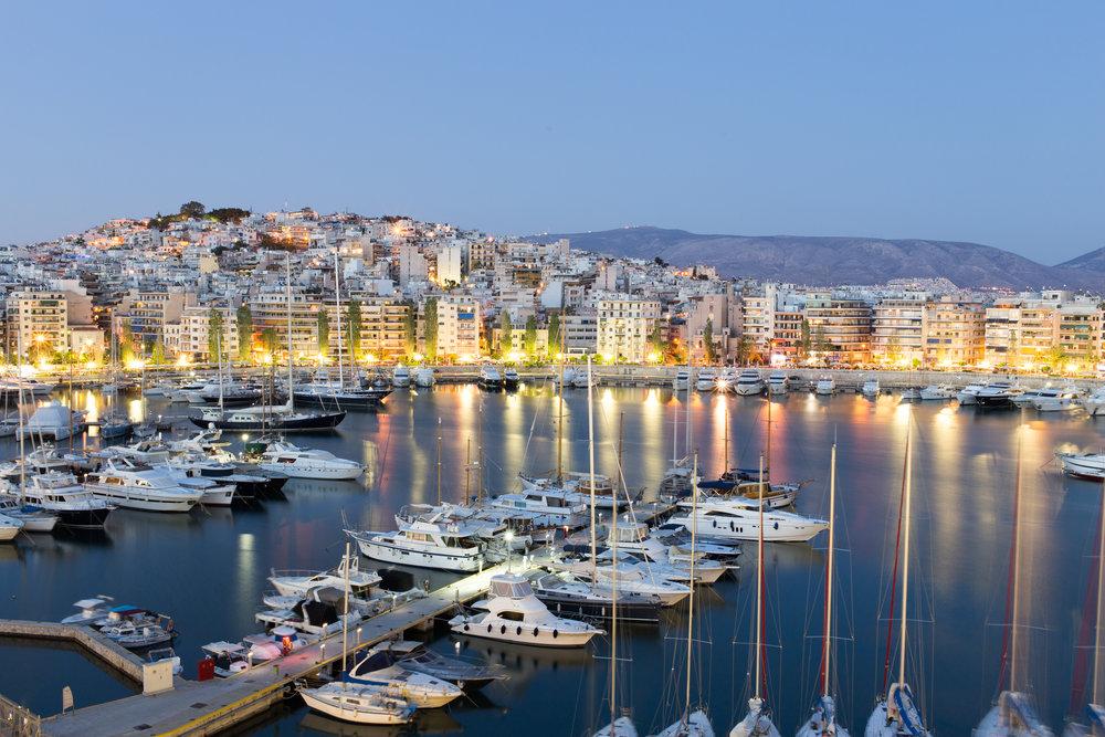 Zea Marina, Pireas, Greece
