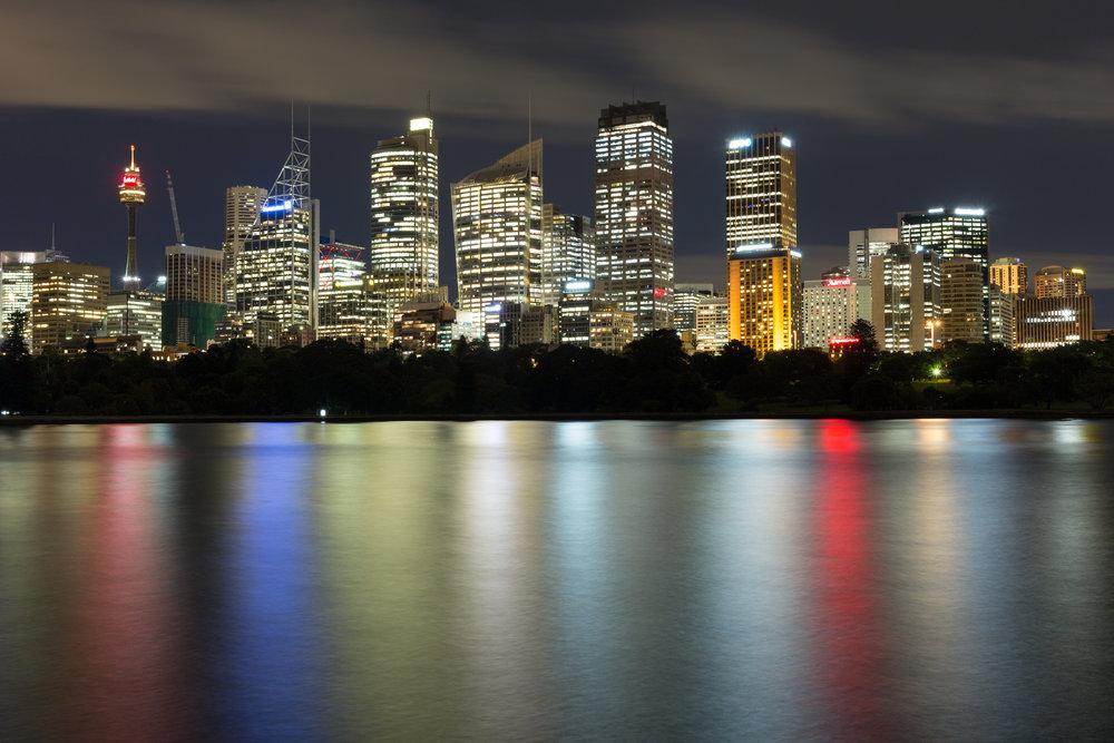 The City of Sydney, Australia