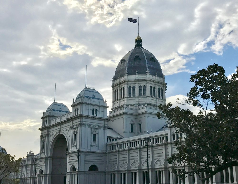 Royal Exhibition Building, Melbourne, Australia